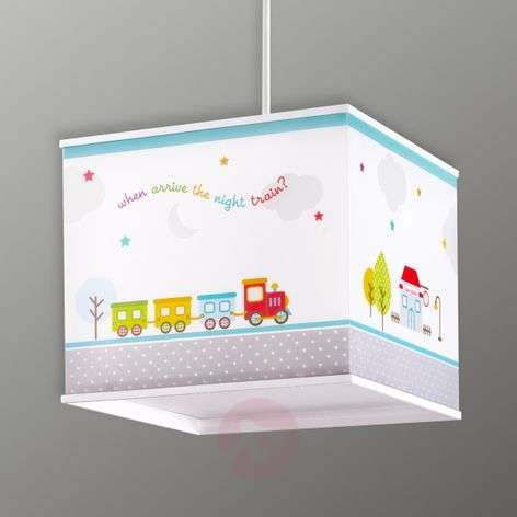 Night Train - hanglamp voor de kinderkamer