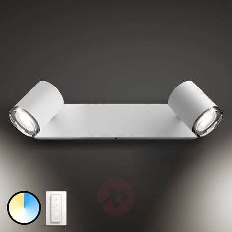 Philips Hue White Ambiance Adore LED spot 2-lamps