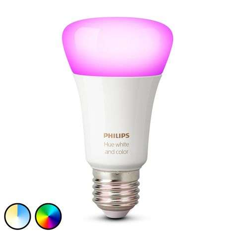 Philips Hue White & Color Ambiance 9 W E27