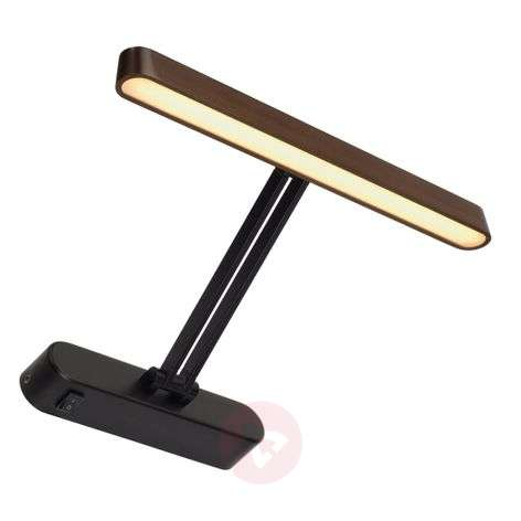 Richtbare LED wandlamp Vincelli Display
