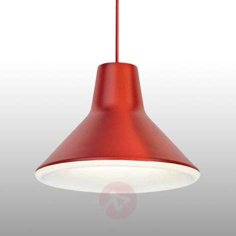 Rode design hanglamp Archetype, LED