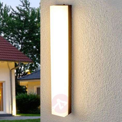 Sterke, LED outdoor wandlamp Cahita