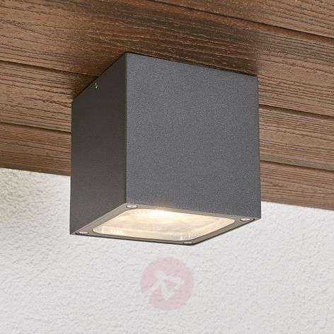 Tanea - LED plafondlamp in kubusvorm, IP54