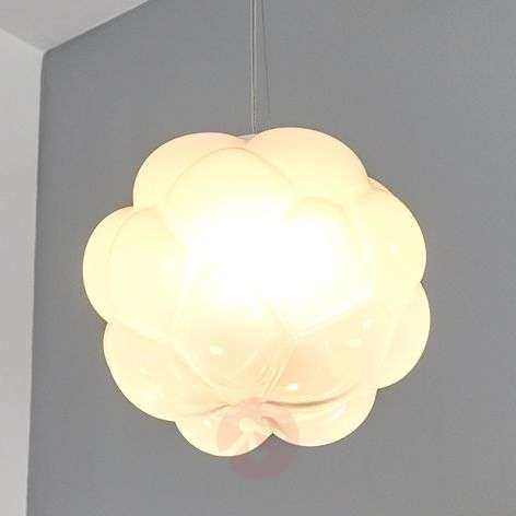Wolkvormige LED hanglamp Cloudy