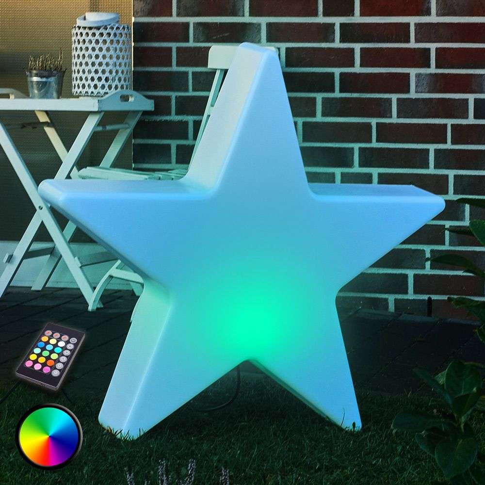 Decoratieve LED-ster Shining Star, 60 cm-1004083-31