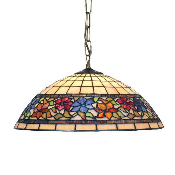 Hanglamp FLORA in Tiffany-stijl-1032126X-31
