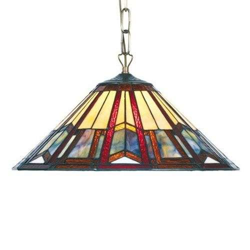 Hanglamp LILLIE in Tiffany-stijl-1032129X-31